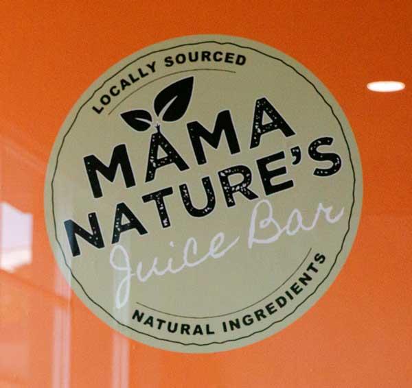 Mama Nature's logo