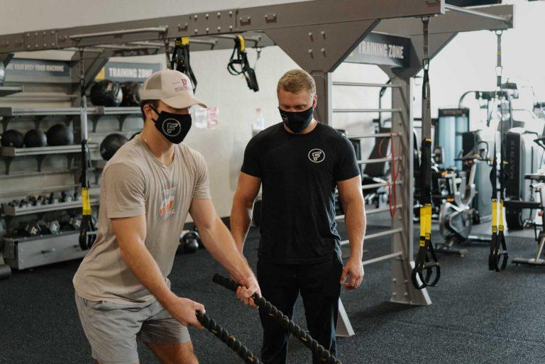 Fondren Fitness training